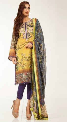 Fahad Hussayn EID PRET Collection-2014