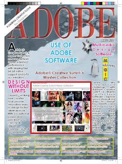 ADOBE MASTER COLLECTION CS6 MAGAZINE
