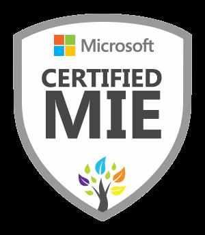 I'm a Microsoft Educator