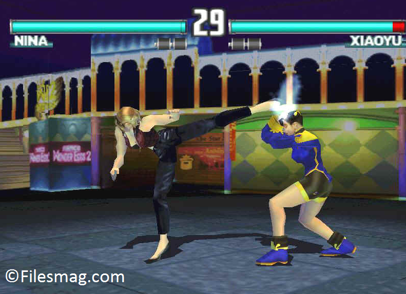 Tekken 3 Screenshot