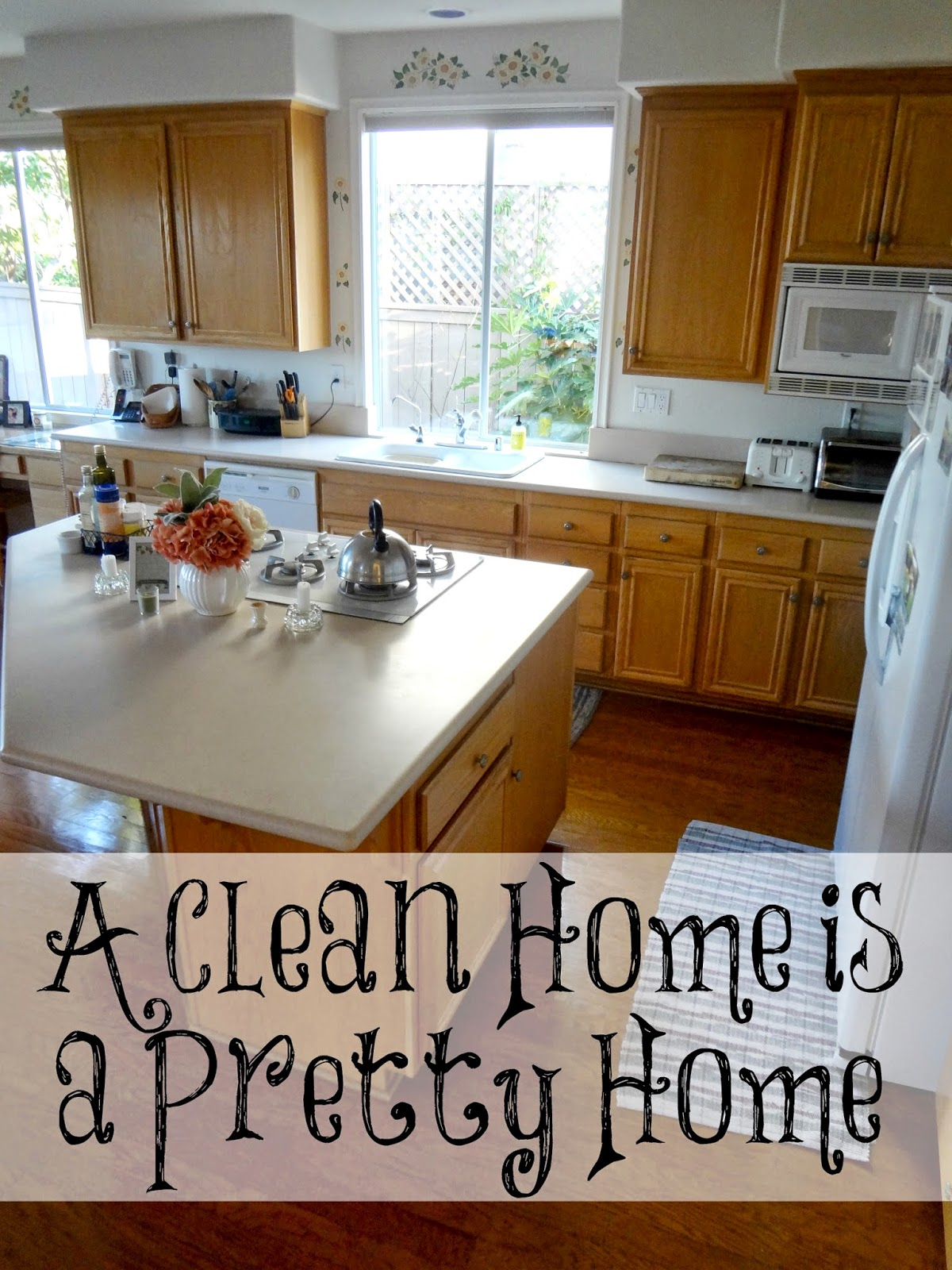 how to be clean and pretty