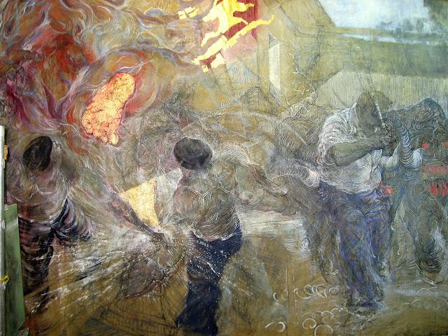 nori ushijima´s paintings (1995-2000)   nori ushijima´s painting