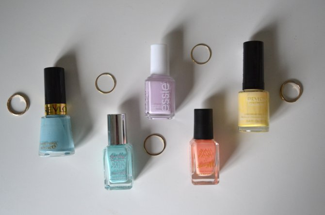 The Edit | Spring Nails