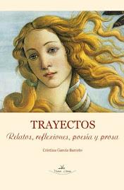"""Mi tercer libro: """"TRAYECTOS"""""""