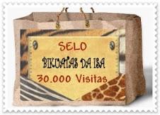 O Meu Selo das 30.000 Visitas