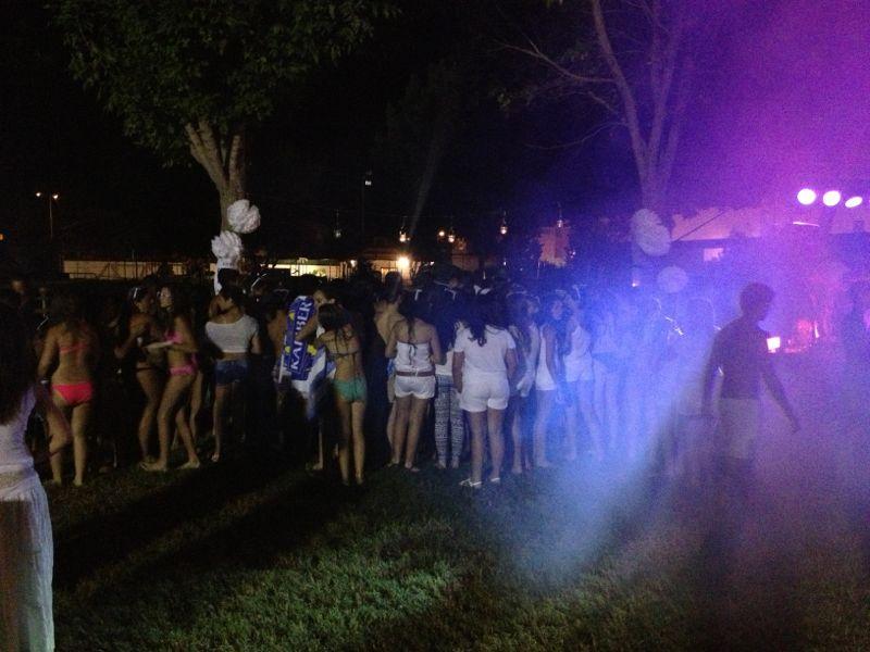 LORA DEL RIO: Más de 200 menores participaron en la \'Fiesta Ibicenca ...