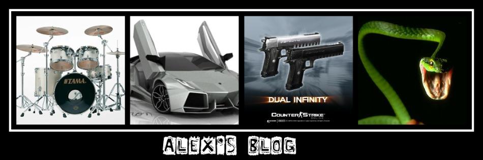 alex's blogger