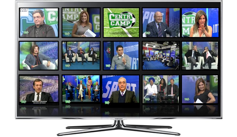 Centrocampo Tv Show