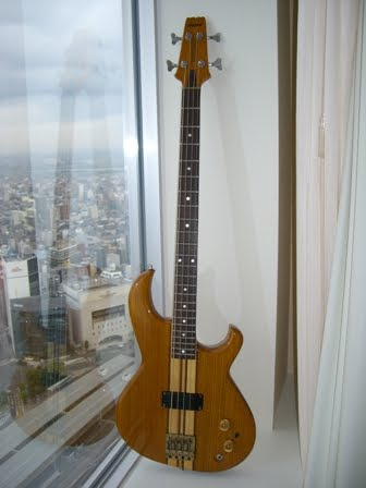 aria pro 2 bass guitar review