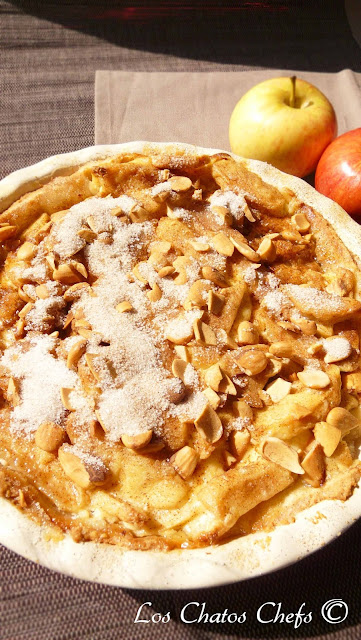 nordic apple tart