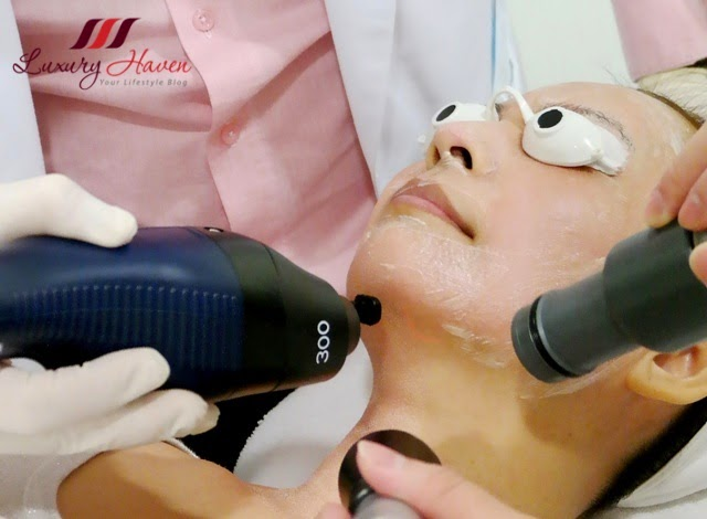 lutronic mosaic fractional co2 laser review
