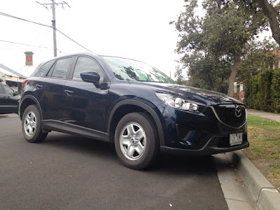 The Mazda CX-5 is one of Australia's best selling cars