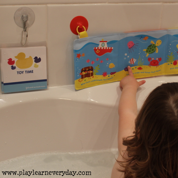 Bath Time is Play Time - Play and Learn Every Day