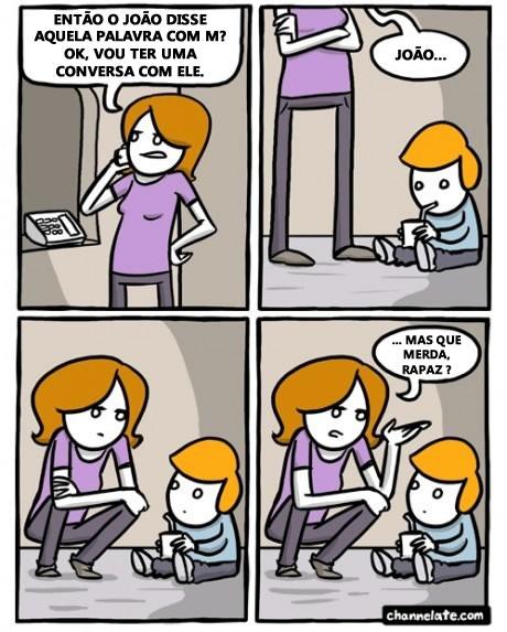 Educação vem de casa