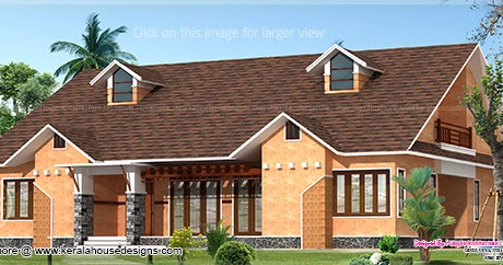 1775 square feet 3 bedroom mud house house design plans for Mud house design