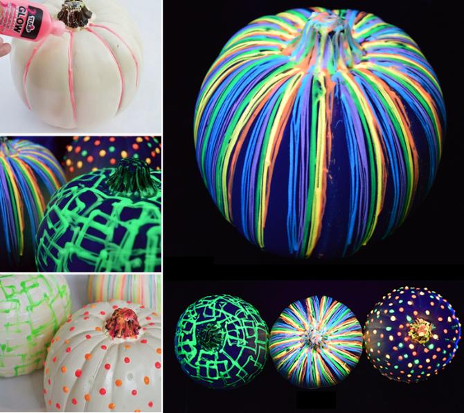 Perfect DIY Halloween Pumpkin Decorating Ideas Design Ideas