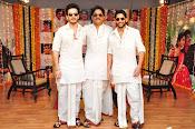 Nagarjuna Chaitu Akhil in Panche-thumbnail-3