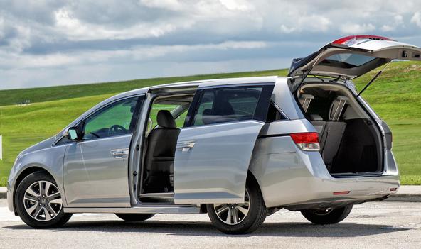2016 Honda Odyssey Touring Elite Price Canada