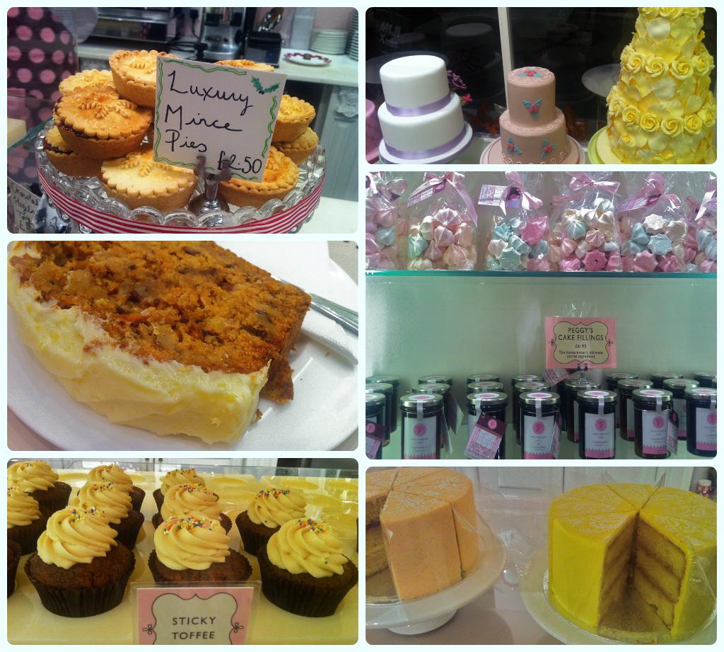Dolly S Tea Room London