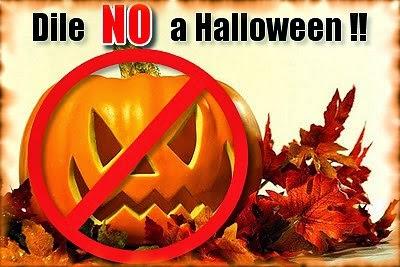 No a Halloween