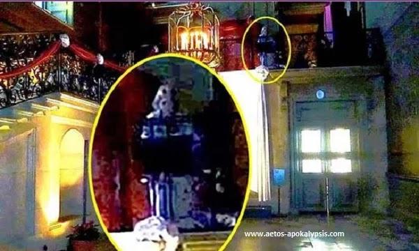 Το φάντασμα της Κάθριν Χάουαρντ που αποκεφαλίστηκε για μοιχεία στο Hampton Court Palace