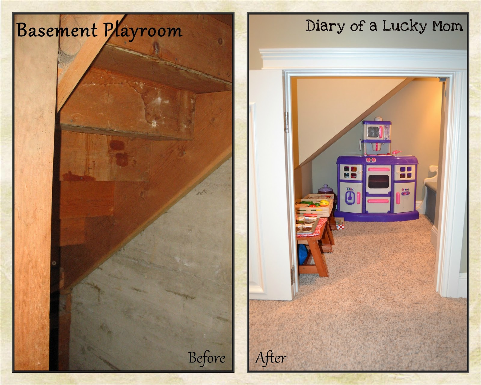 basement playroom pictures