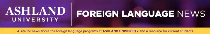 Ashland Foreign Languages News