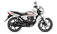 2012 Honda CB Shine Force Silver Metallic