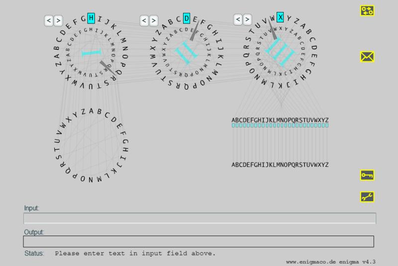 Simulator Enigma