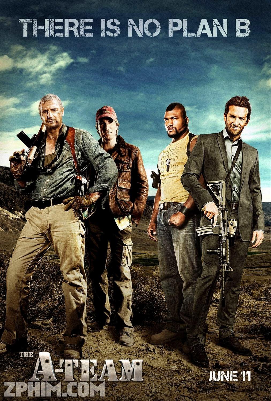 Biệt Đội Hành Động - The A-team (2010) Poster