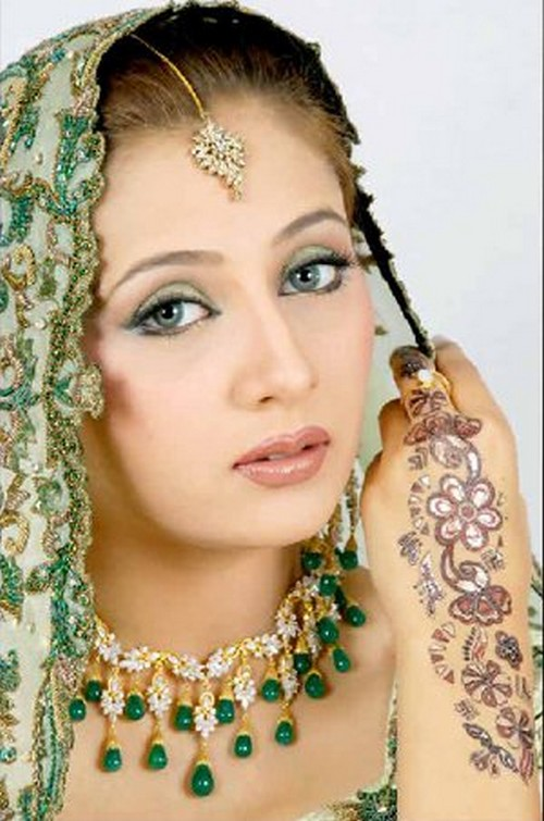 arabic bridal makeup. Bridal Makeup Tips