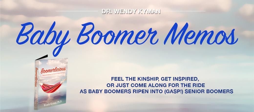 Baby Boomer Memos
