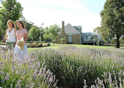 Daylesford, Spa Country