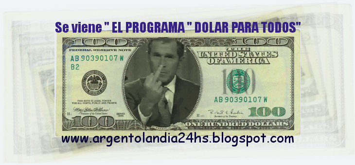 NO HAY VUELTA QUE DARLE CON ARGENTINA -
