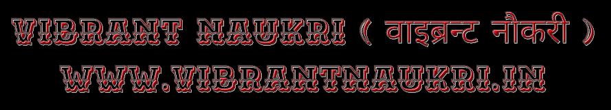 : Vibrant Naukri :  सरकारी नौकरी And Privet Sector नौकरी Portal