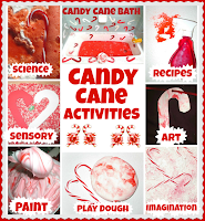 Candy Cane activities & crafts