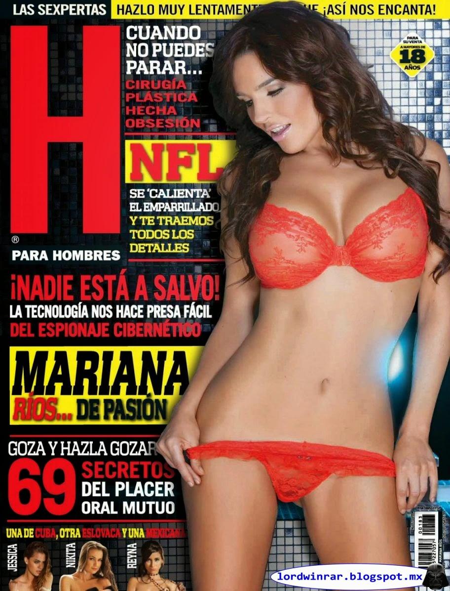 Rios sexy fotos mariana actriz