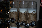 Jingle Bell Candle Tutorial