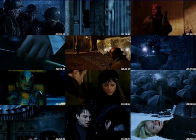 Hellboy (2004) Bluray 720p 700MB
