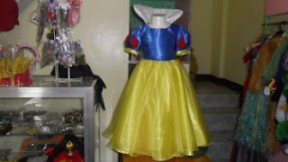 snow white dress designs