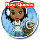 FarmVille Winter Fun Quest Icon