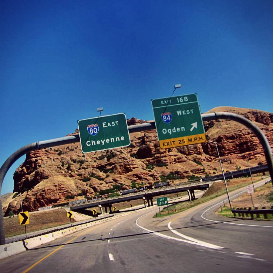 Easing choke point on I-80 could mean extending State Road 201 to ...