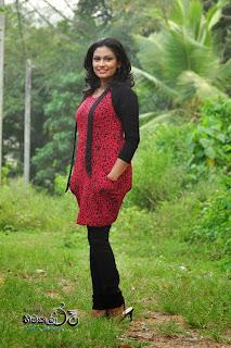 Muthu Tharanga tele drama actress
