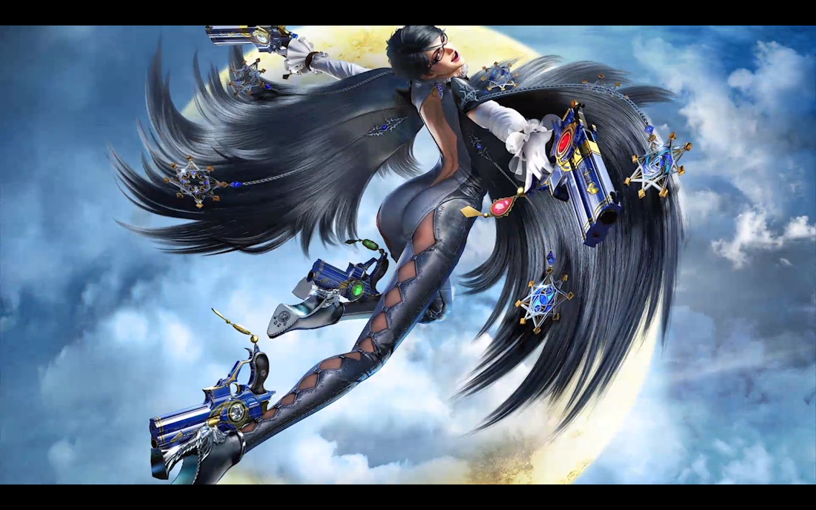 Bayonetta 2 wielding scarborough fair