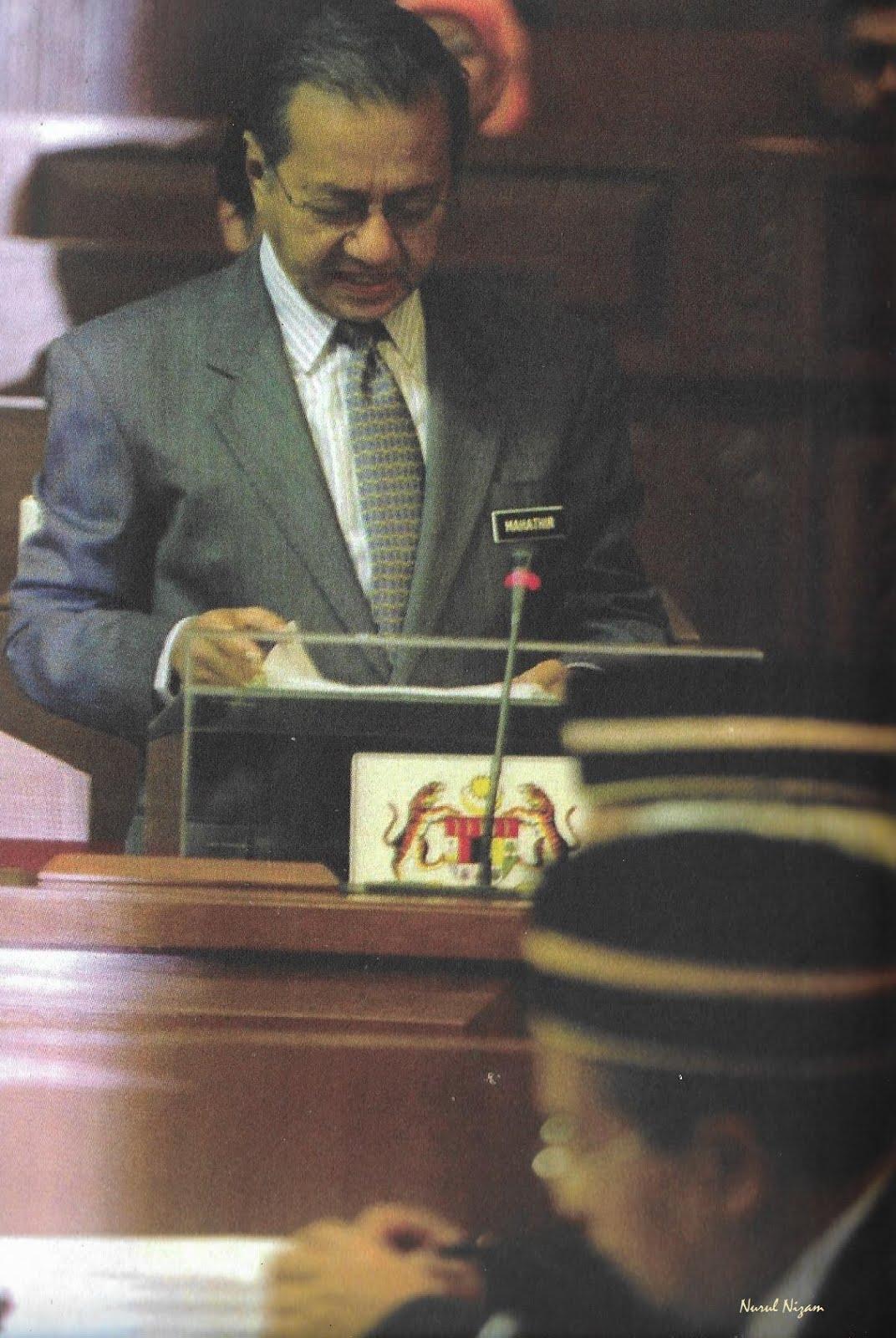 Tun di Parlimen
