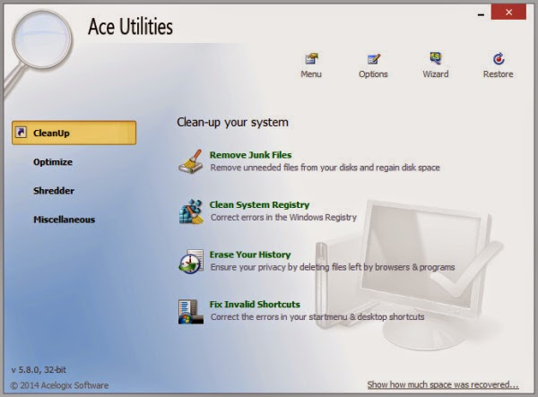 Ace Utilities 5.8