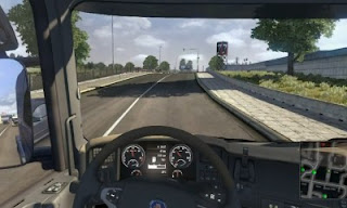 Scania Truck Driving Simulator demo