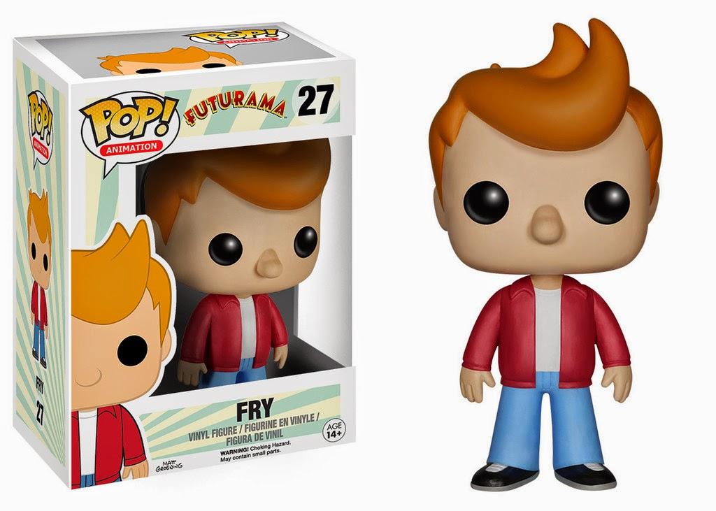 Funko Pop! Fry