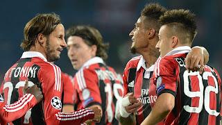 Prediksi Skor AC Milan vs Zenit