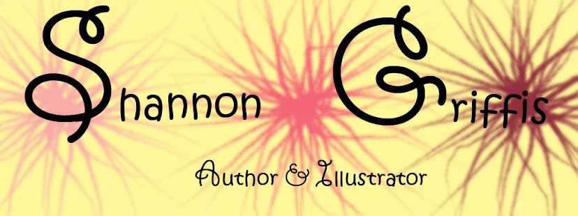 Shannon Griffis - Author &amp; Illustrator